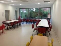 Restaurant scolaire; Tourmignies, alain duchesne