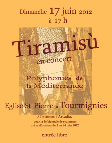 Concert, Tourmignies